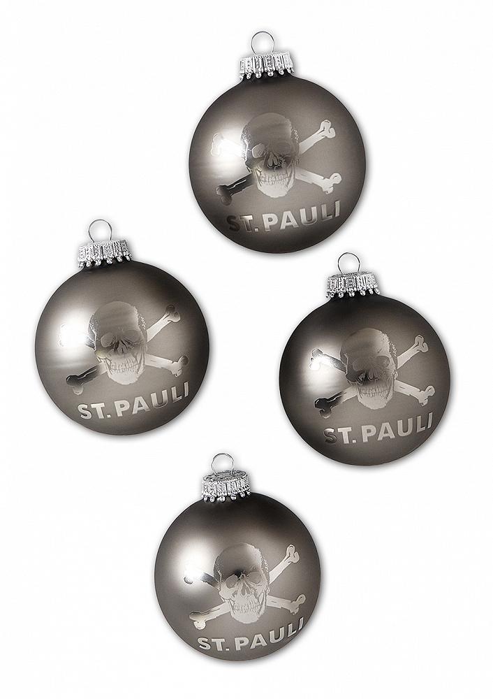Christbaumkugeln Ornament.Official Fc St Pauli Webstore