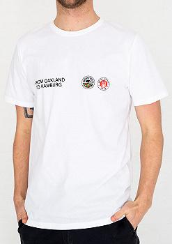 FC St Pauli M/ütze Strickm/ütze Beanie Winterm/ütze Kopfbedeckung Aufdruck Black Box Totenkopf Damen Herren Unisex grau