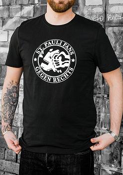 FC St Pauli Black Box T-Shirt