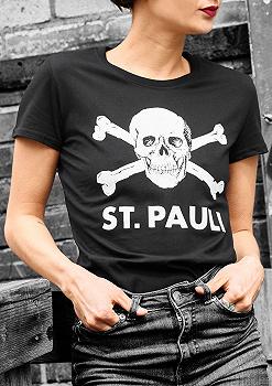 St. Pauli T Shirts: Nur für Frauen Nun für alle in Rosa › St
