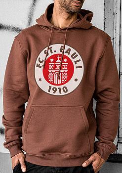 FC St Pauli Terry Outline Sweatshirt Herren