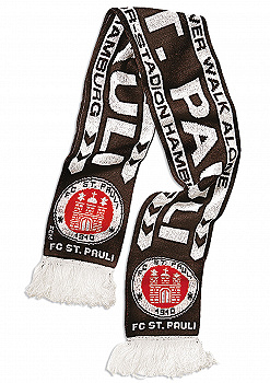 FC St Pauli Astra Schal Fanschal Scarf